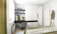PREDAJ - 3i byt 2.A v projekte Capitis na Sihoti v Trenčíne (v predaji všetky byty)