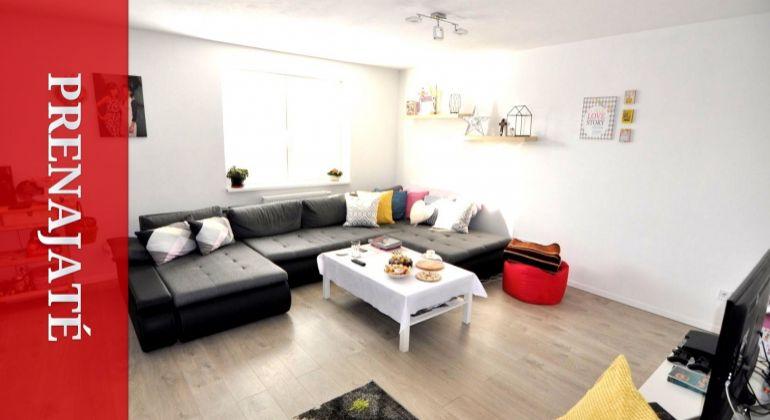 PRENAJATÉ: Prenájom 3i bytu v novej rezidencii v centre mesta Žilina s parkovaním