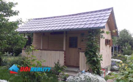 --PREDANÉ--BÁNOVCE nad BEBRAVOU – Chatka so záhradou pri ZORNICI / výmera 400 m2