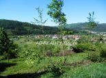 Slnečný pozemok na výstavbu chaty – Krásno nad Kysucou.
