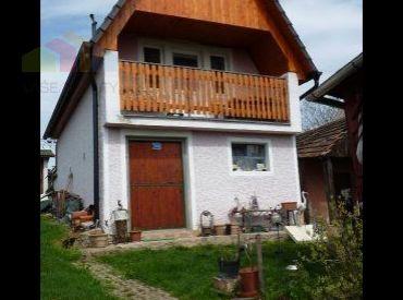 ZNÍŽENÁ CENA!Na predaj rekreačná chata/dom  na celoročné bývanie - Levice