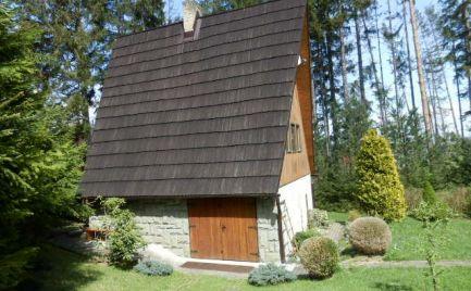 Chata v rekreačnej oblasti Oravská priehrada - obec Trstená
