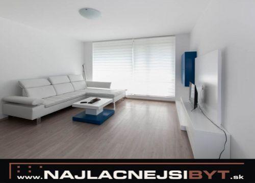 Najlacnejsibyt.sk: BA III - Tomášikova ul., 2i luxusne zariadený byt, 69 m2, k bytu je možné dokúpiť garážové státie o veľkosti 12 m2, moderný bytový dom Koloseo