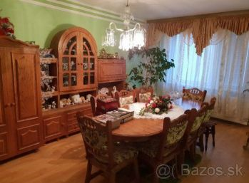 Luxusný 3.izbový slnečný byt vo Velkých Kapusanoch