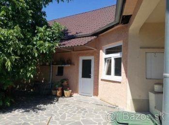 4-i dom, 175m2 – pozemok 2756 m2,