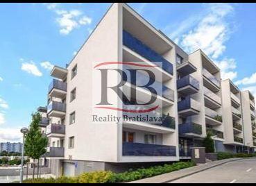 2-izb. byt s parkovaciem miestom na ulici Staré grunty v Bratislave - Karlova Ves