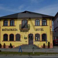 Hotel, Trstená, 810 m², Kompletná rekonštrukcia