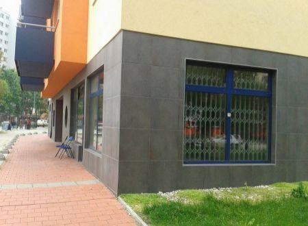 Nebytový priestor, novostavba, Osuského ul., Petržalka
