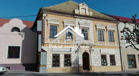 Predaj polyfunkčnej budovy v Krupine