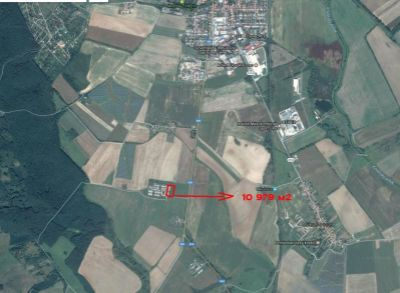 PREDAJ • Lučenec • priemyselný  pozemok 10 979 m2