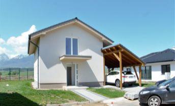 Na predaj 5-izbový rodinný dom s garážou, Veľký Slavkov