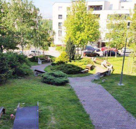StarBrokers - PREDAJ - 1 izb. byt, Staré mesto, Horský park, v okolí množstvo zelene