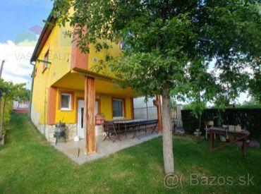 Chata/Rodinný dom Levice aj na trvalé bývanie.