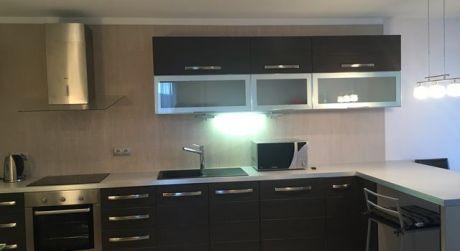 Prenájom 3 izbového bytu v novostavbe na ulici Na Revíne - Kramáre