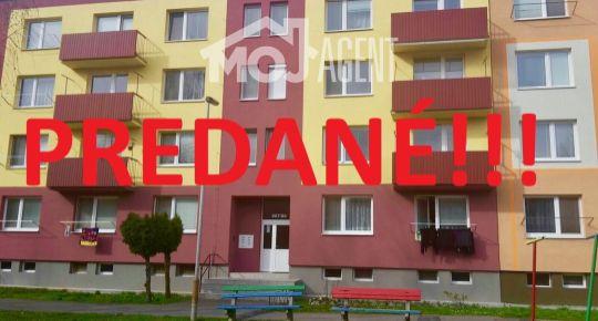 Predaj 3,5izb. byt, 85m2, Malá okružná, Partizánske