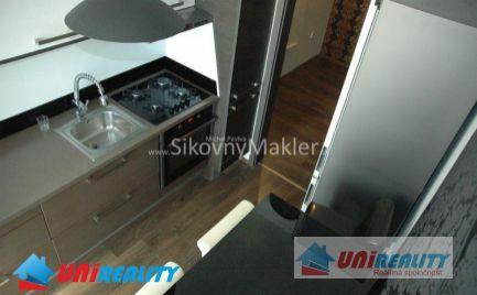 PREDANÉ - BÁNOVCE NAD BEBRAVOU- 1 izbový byt- zariadený / DUBNIČKA / kompletná rekonštrukcia / IBA U NÁS !!!