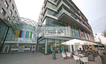 Luxusný kancelársky priestor 98 m² v Eurovea s dvoma parkingami (Pribinova ul. - BA I) od 1.7.2020,