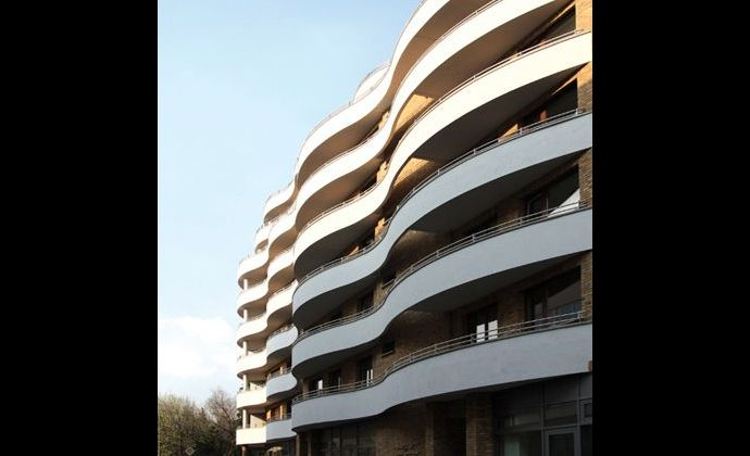 Administratívne priestory o výmere 43 m2, 5.posch, Polyfunkčná budova GAUDI