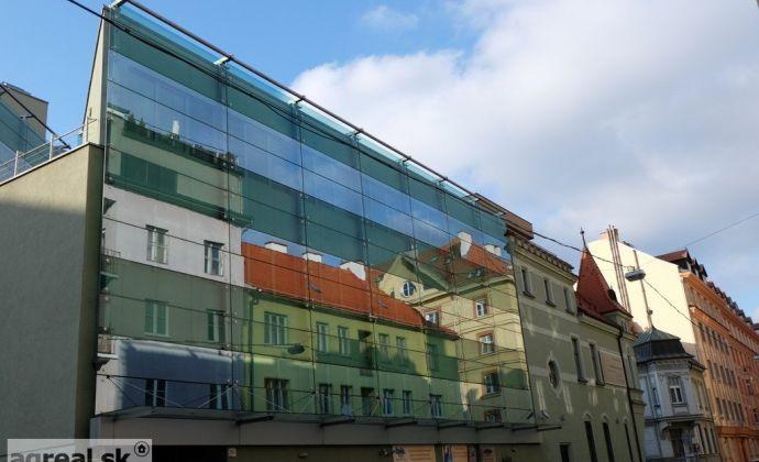 Moderné kancelárske priestory v Bratislave I.
