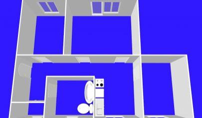PARTIZÁNSKE 3 izbový byt. 70m2, čiastočná rekonštrukcia, blízko centra, pokojná lokalita