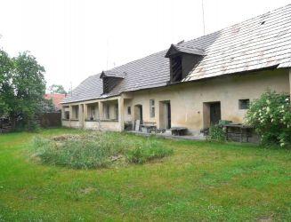 Zvolenská Slatina – rodinný dom, hospodárske budovy, pozemok 4160 m2 – predaj ID 22037
