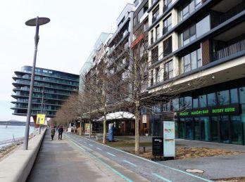 BA River Park (Dvořákovo nábrežie) - luxusný veľkometrážny byt 196,20 m2 + 2x parking.