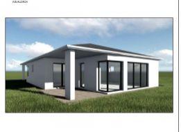 NOVOSTAVBA rodinného domu - bungalov !!!