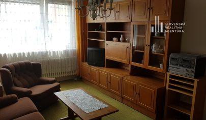 PREDANÉ: Exkluzívne ponúkame na predaj 1-izbový byt na Saratovskej ul. v Bratislave-Dúbravke