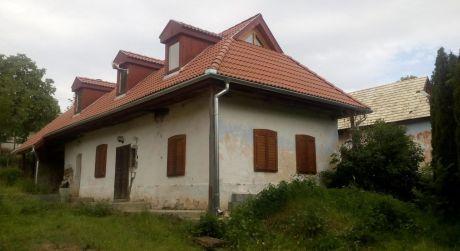 Predaj rodinného domu v obci Veľký Lom.