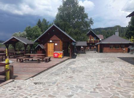 Rekreačné stredisko - Čierny Balog