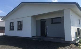 Novostavba - 4-izbový bungalov v Zohori
