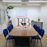 Zariadené kancelárie na začiatku Petržalky, cca 150 m²