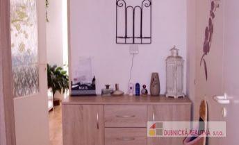 DRK- 2 izbový  slnečný byt s veľkým balkónom na predaj - rezervovaný!