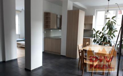 Prenájom: 4i byt, Krakovská, Bratislava I, Staré Mesto, zariadený, balkón, parkovanie