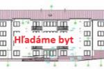 Hľadáme 2 izbový byt s balkónom a vl. kúrením, Pezinok
