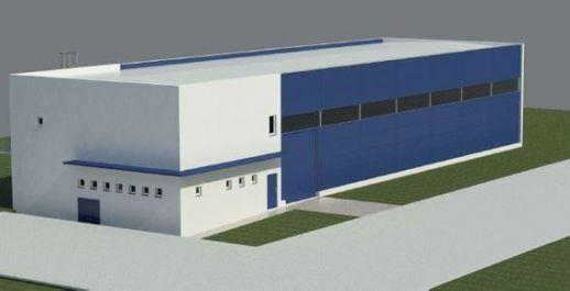 Na prenájom nový moderný skladový objekt, výmera 487m2,  TOP-lokalita Bratislava III.!!!