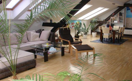 ARTHUR - veľkorysé  moderné  bývanie  na pešej zóne