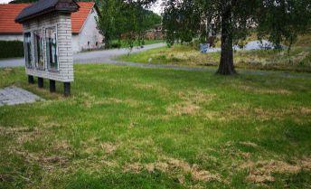 Komerčné priestory v centre obce Hrabičov!