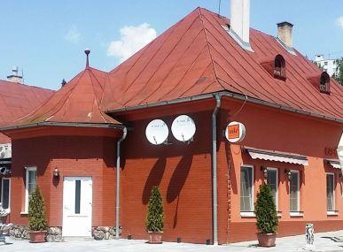 MAXFIN REAL - na predaj komerčný objekt Vranov nad Topľou
