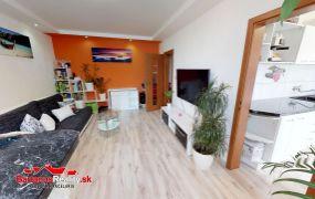 IBA U NÁS! Na predaj 2 izbový byt Trenčín Legionárska. 3D virtuálna prehliadka