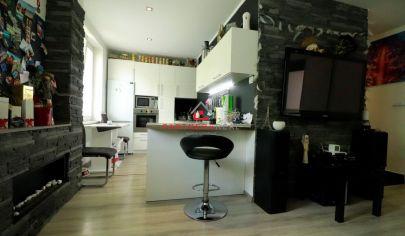 Exkluzívne, kompletne zrekonštruovaný, 2 izbový byt, 2xbalkón,predaj,Košice-sever,Vodárenská