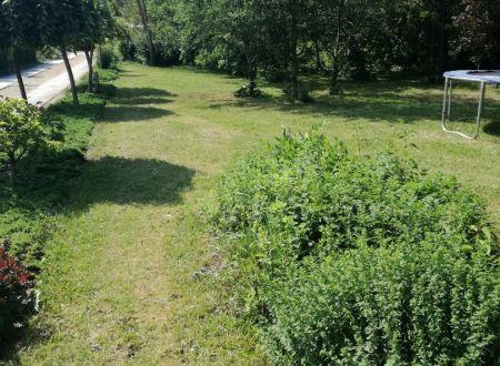 Stavebný pozemok Ostrov pri Piešťanoch 2370 m2