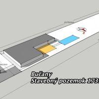 Pre rodinné domy, Bučany, 1733 m², Čiastočná rekonštrukcia