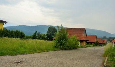 Pozemok (565m2), obec Hrabušice