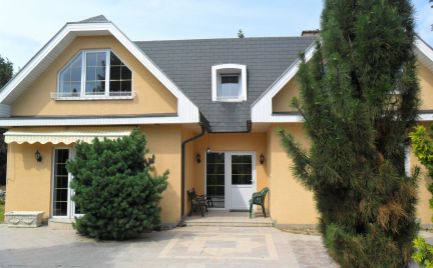 We rent a large family house in the lower part of Zobora in Nitra.