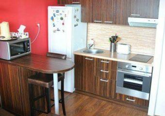 Moderný 1,5 izbový byt Šusteková s dvoma loggiami