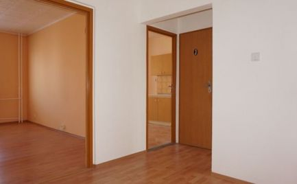 REZERVOVANÝ Pripravený 3 izbový byt. Exkluzívne