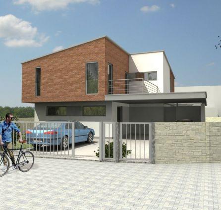 StarBrokers - MODERNÝ rodinný dom vo vynikajúcom architektonickom prevedení v Studenom