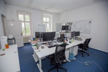 IMPEREAL - Prenájom, kancelária 48,67 m2, 3NP, Konventná ul., Bratislava I.