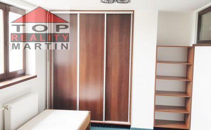3.- izbový byt 70 m2, novostavba, zariadený v Košťany nad Turcom